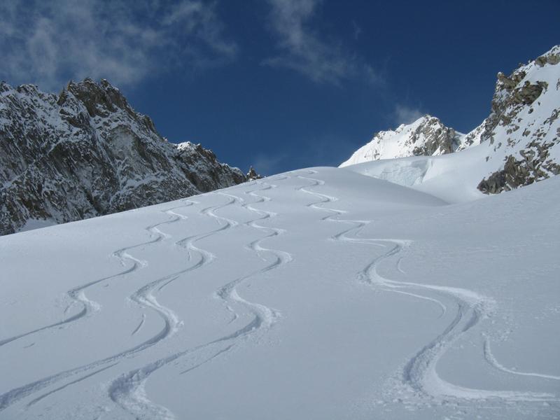 Ski de randonnée en Haute-Savoie
