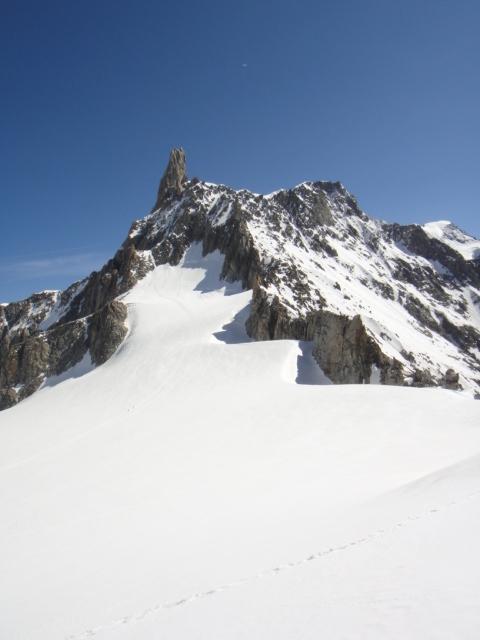 la dent du géant Chamonix