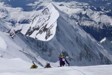 le Mont-Blanc 4810 m