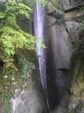 Grande cascade d'angon