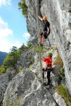 Via Ferrata de Thônes_Haute-Savoie