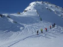 Ski de randonnée_Bureau des Guides de Thônes