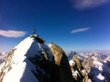 Alpinisme avec les Guides du Grand Bornand