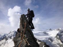 montagne escalade