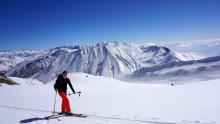 Ski Rando Caucase