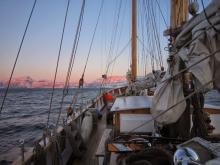 Navigation entre deux descente