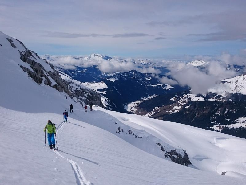 Splitboard Camp  Aravis